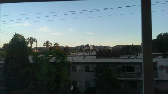 Best Western Plus Carriage Inn: View from room