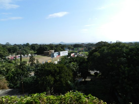 Impala Hotel : View from 5th floor room