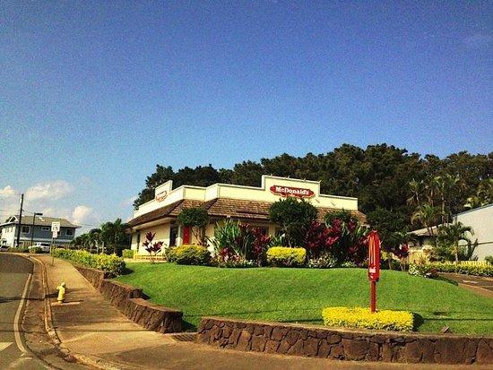 Discover Hawaii Tours: McDonald's