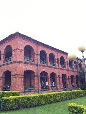 Fort San Domingo: castle