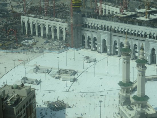 Pullman ZamZam Makkah: View from room
