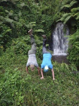 Bwindi Backpackers Lodge: Nature Walk