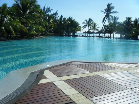 Dinarobin Beachcomber Golf Resort & Spa : le bonheur a deux