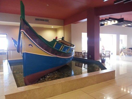 Ramla Bay Resort : Hotel Dekoration