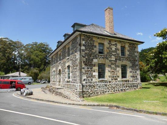 The Stone Store & Kemp House - Kerikeri Mission Station : The Stone Store
