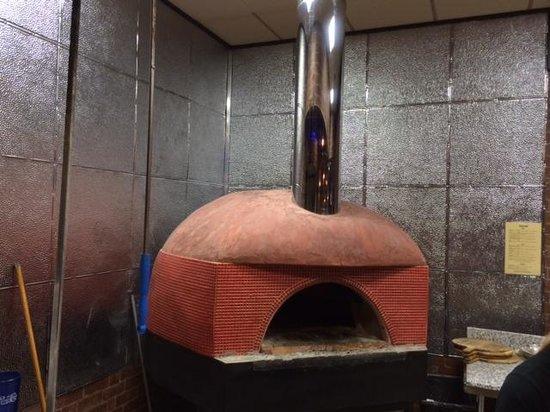 Pisano's Pizza : Italian Pompeii Oven