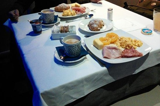 ATAHOTEL The Big Residence: ディナーではなく朝食