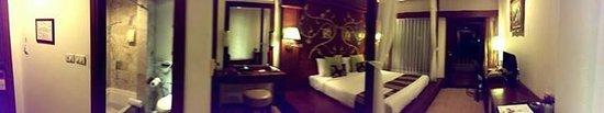 Aquamarine Resort & Villa: Room