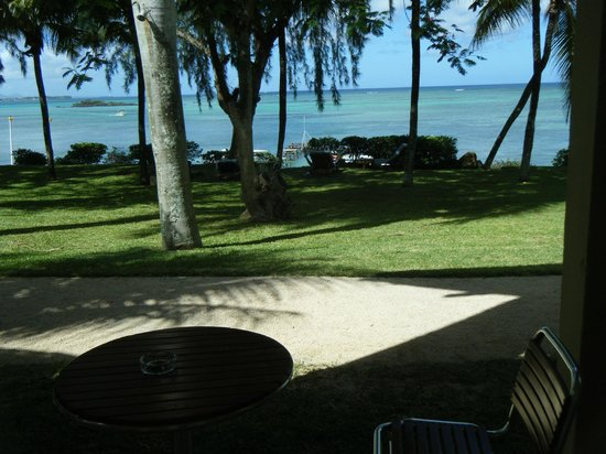 Canonnier Beachcomber Golf Resort & Spa : familiale et agreable