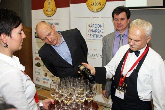Hotel Galant****: Wine tasting