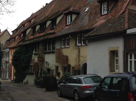 Altfrankische Weinstube : Отель-ресторан