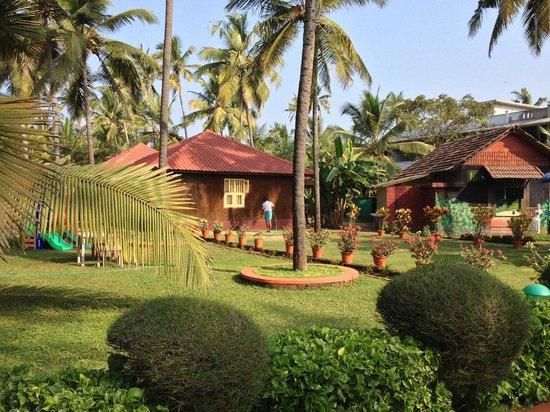 Asokam Beach Resort: Resort