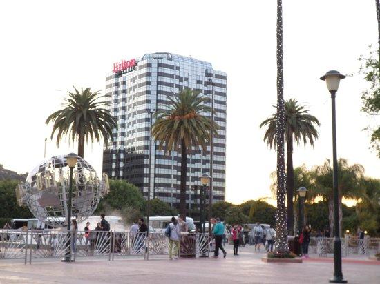Hilton Los Angeles/Universal City: Unbeatable location