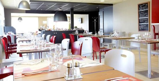 Campanile Chalon-Sur-Saone: restaurant