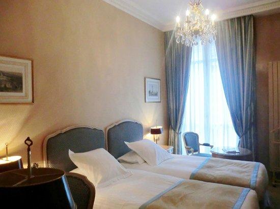 Splendid Etoile Hotel : お部屋