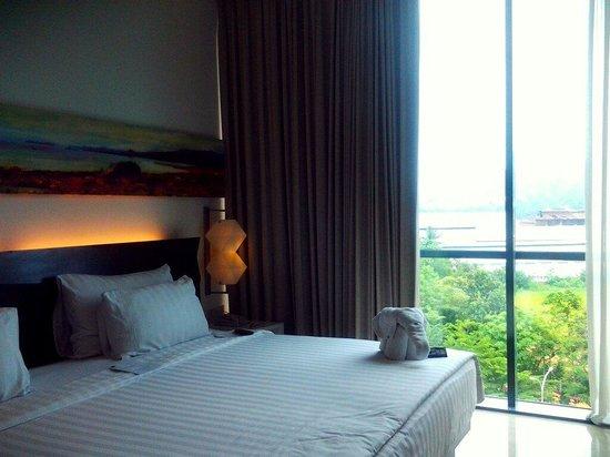 Hotel Novotel Lampung: Room yang nyaman. So cozy...