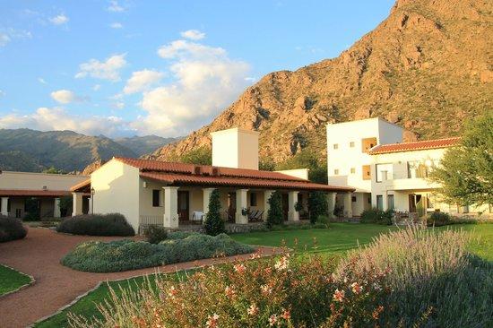 Vinas de Cafayate Wine Resort: Hotel building