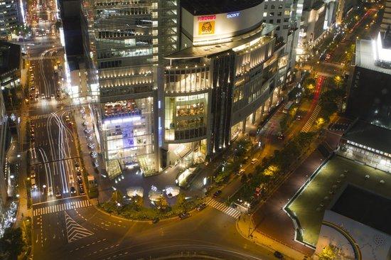 Hotel Granvia Osaka : Granvia Floor 27ste Floor