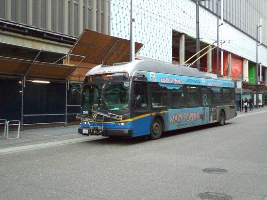 Centre-ville de Vancouver : Vancouver Bus