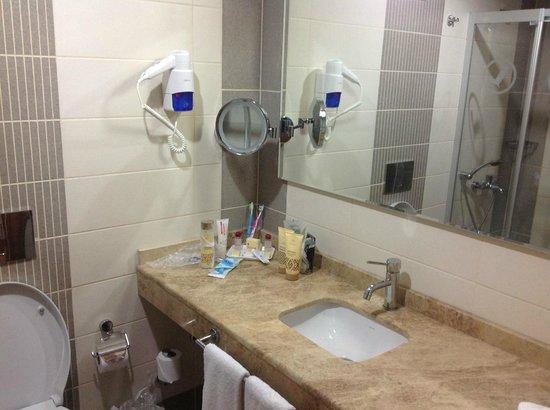 Suite Laguna Apart Hotel : Ванна