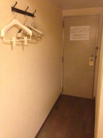 Morioka City Hotel : 玄関