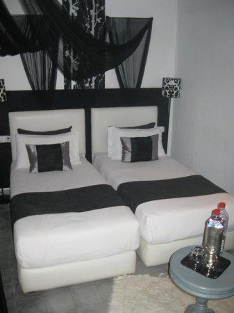 Riad Villa Wenge: Chambre