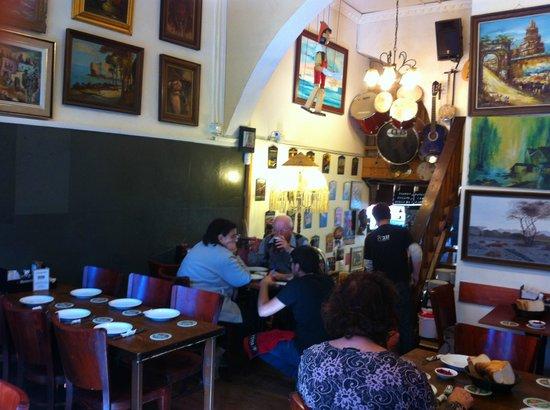 Ma'ayan Habira: the restaurant