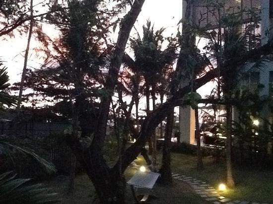 Novotel Phuket Kamala Beach : view from our room