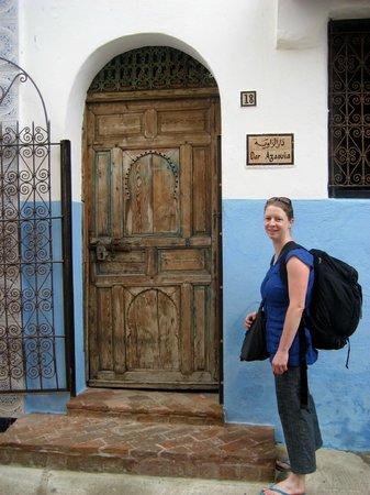 Maison de charme Dar Azaouia : Entrance