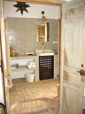 Maison de charme Dar Azaouia : Bathroom