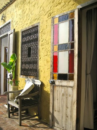 Maison de charme Dar Azaouia : Rooftop