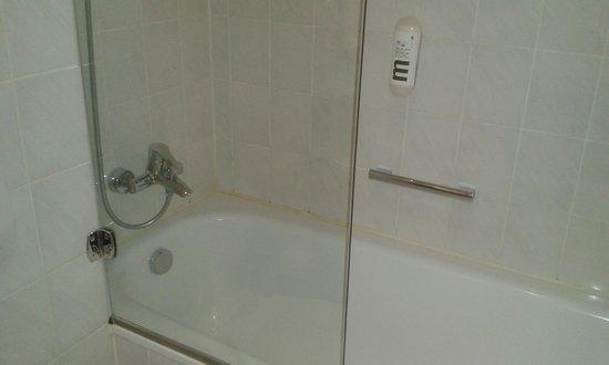 Mercure Hotel Severinshof Koeln City : Ванна