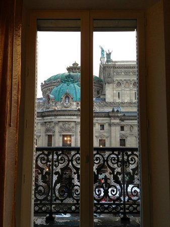 W Paris - Opera : View from the window