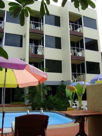Le Tong Beach Hotel : общий вид