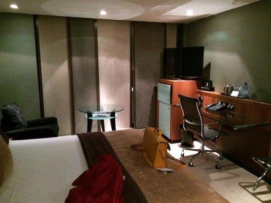 Radisson Blu Edwardian Manchester : room