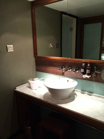 Radisson Blu Edwardian Manchester : bathroom