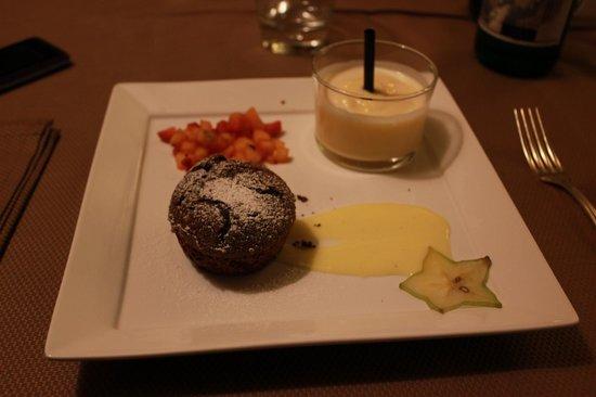 Hotel Ladinia : Il tortino favoloso