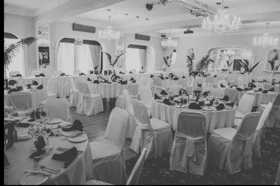 Revelstoke Hotel: Wedding/function room