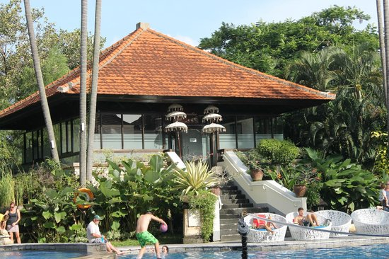 Sanur Paradise Plaza Suites : Spa for great relaxation massage