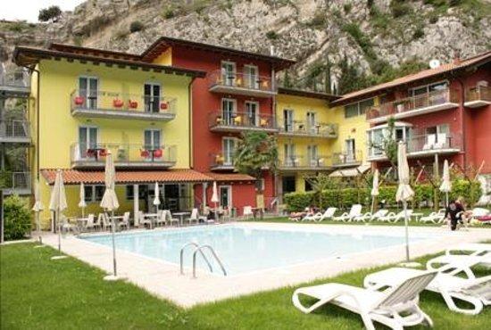 Aktivhotel Santalucia: Hotelansicht