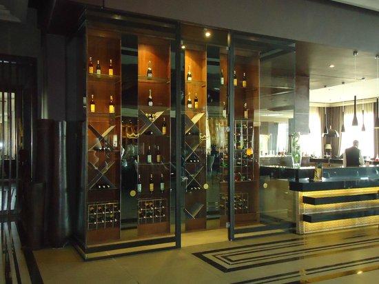 Hotel Riu Palace Tikida Agadir: Wine Room