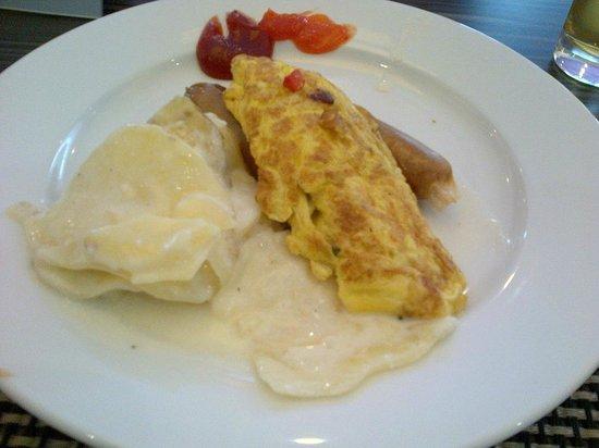 Mercure Banjarmasin : Breakfast