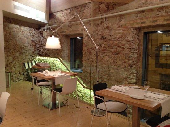 Antaviana: Restaurant op 1e verdieping