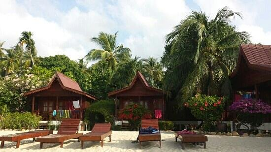 Phangan Rainbow Bungalows : Bungalows