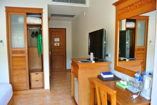 Krabi Heritage Hotel: 룸