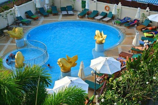 Krabi Heritage Hotel: 수영장