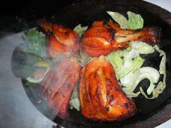 Namaste India Ristorante : Chicken Tandoori