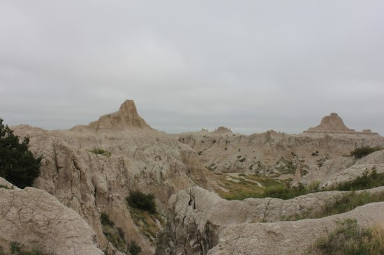 Notch Trail - Badlands
