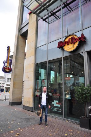 Hard Rock Cafe Cologne