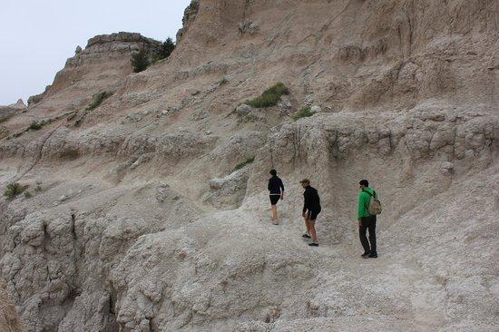 Notch Trail - Badlands